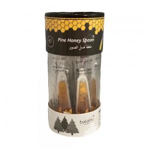 Balalisi Pine Honey Spoon-Box 70 gm - 10 Spoons