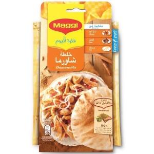 Maggi Shawarma Mix 40g Sachet, 40 Pcs