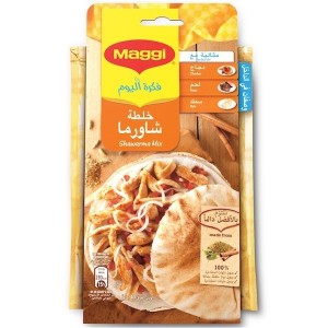 Maggi Chicken Shawarma Mix Sachets, 40gm