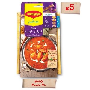 Maggi Indian Masala Mix 37g, 5 Pcs