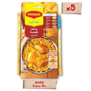Maggi Kabsa Mix 37g, 5 Pcs