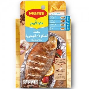 Maggi Seafood Mix - 37 gm