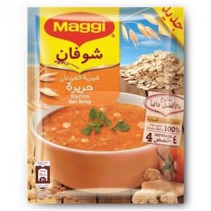 Maggi Oat Harira Soup 65g Sachet