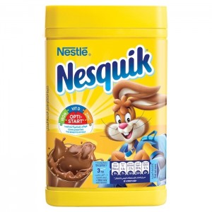 Nestle Nesquik Opti Start Chocolate Powder Milk - 1 Kg