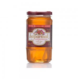 Balparmak Blossom Glass Jar, 460gm
