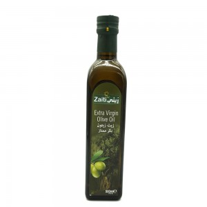 Zaiti Extra Virgin Olive Oil, 500 ml