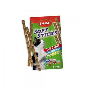 Sanal Soft 3 Sticks - 15 g