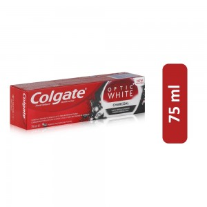 Colgate Optic White Charcoal Toothpaste - 75 ml