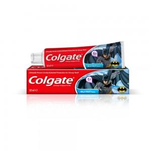 Colgate Batman (6+) 50Ml Tp + Kids Tb Value Pack @ 20% Off