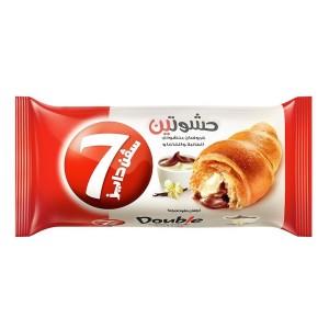 7-Days Croissant Midi Dbl Van&Choc 55Gx36
