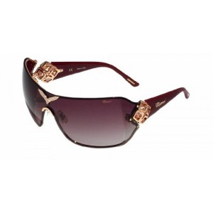 CHOPARD SUNGLASS FOR WOMEN SCH999S 08FC (COPPER GOLD)