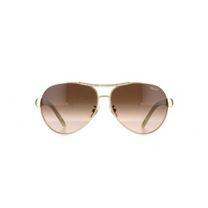 Chopard Fashion Sunglasses For Women SCHA59S 8FCX (COPPER GOLD)