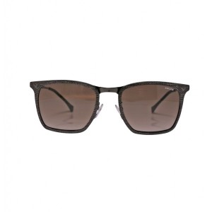 Police Sunglass For Men SPL154 0AG5 (Black Effect Fabric Pattern)