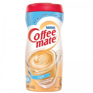 Coffee-mate Light Non Dairy Coffee Creamer, 450g