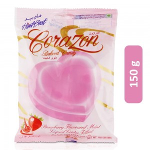 HartBeat Corazon Strawberry Candy - 150 g