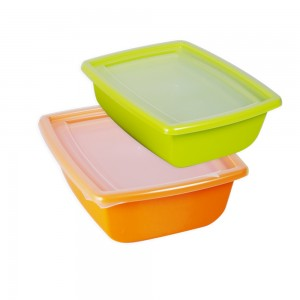 Pioneer Food Container 3Pcs/St