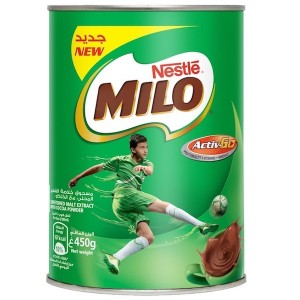 Milo Sweetened Malt Extract with Cocoa Powder -  450g