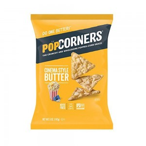 POPCORNERS Cinema Style Butter - 142 grams