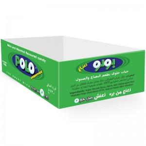 Nestle Polo Pepermint 15g Tube, 48 Pcs