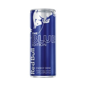 Red Bull Energy Drink, Blueberry, Blue Edition, 250ml