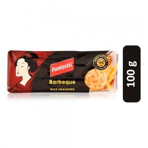 Fantastic BBQ Rice Crackers - 100 g