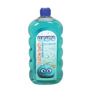 Natures Organics Nat Or Funtime Bubble Bath 1Lt