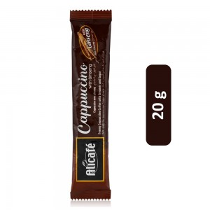 Alicafe Cappuccino with Ginseng - 20 g