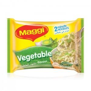 Maggi 2 Minutes Noodles Vegetables, 60 Pcs