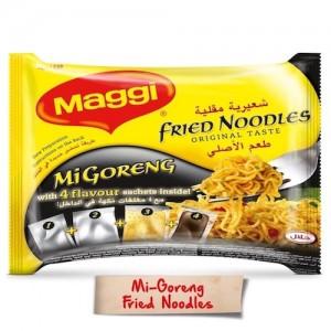 Maggi Mi-goreng Fried Noodles, 5 Pcs
