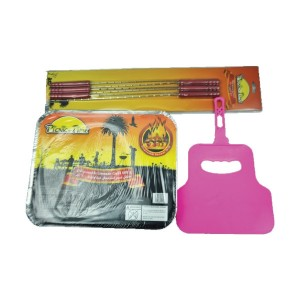 Picnic Time Grill 600 gm + Bbq Skewer