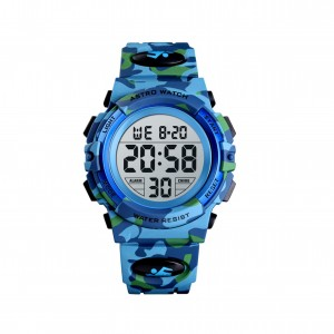 Astro / Kids Silver Dial A9934-PPLS