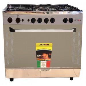 Aftron 90X60 cms Gas Cooking Range, AFGR9060FST