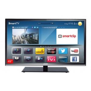 """Aftron 49"""" Smart Full HD SMART LED TV, AFLED4900SMT"""