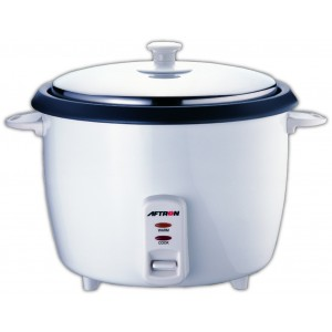 Aftron Rice Cooker 2.8 Ltr With Vegetable Steamer, AFRC2800A