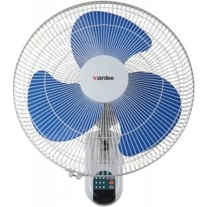 """Aardee 16"""" Wall Fan with Remote, AR-1623WFR"""