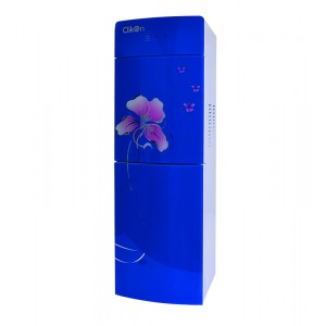 Clikon Water Dispenser with Fridge cabinet, CK4015