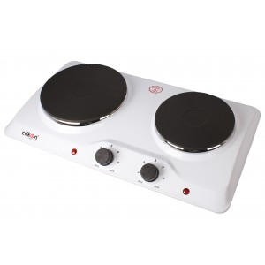 Clikon Double Hot Plate, CK4353