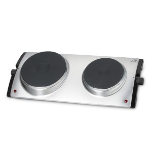 Elekta Electric Stove With 2 Hot Plates, EHP-402S