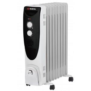 Elekta 9 Fins Oil Raditator heaters with Fan, EORHF-9