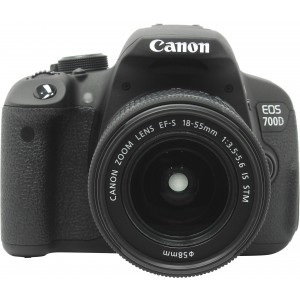 Canon EOS 700D 18-55 IS STM SLR Camera