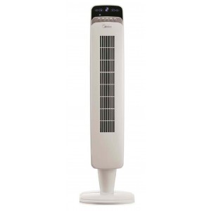 """MIDEA 40"""" Tower Fan with LED Display, FZ1010JRH"""