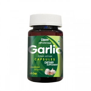 Cipzer Garlic Softgel Capsule | 500mg
