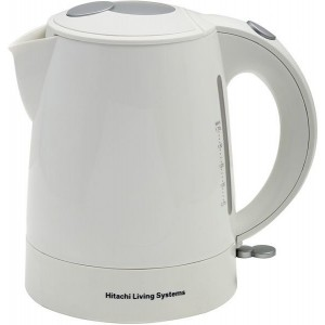 Hitachi Kettle, HEKE50, 1.8 L, White