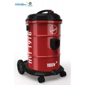 Hoover Power Force 1900W Vacuum Cleaner, Red, HT87-T1-M