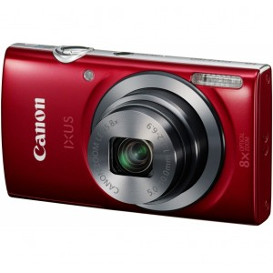 Canon IXUS 160 Camera Red