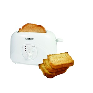 Nikai 2 Slice Cool Touch Toaster - NBT 530