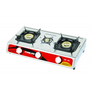 Nikai Triple Gas Burner - NG845