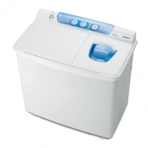 HItachi Washing Machine 10.5 Kg PS1100KJ3CGXWH