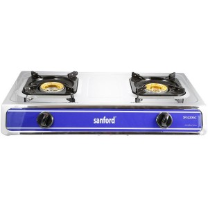 Sanford Double Burner Gas Stove, SF5220GC