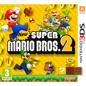 New Super Mario Brothers 2, SW3D-522575